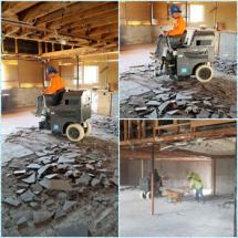 Interior Demolition Services Industrial
